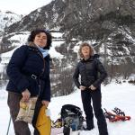 wk raquettes/ski ubaye 04  Photo13