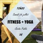 Fitness + Yoga Photo1